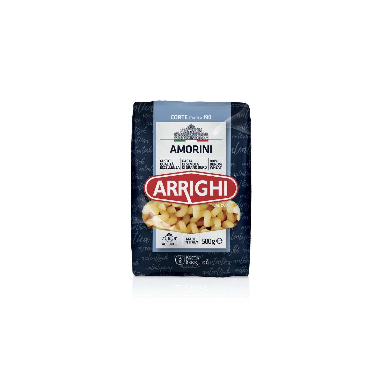 მაკარონი ARRIGHI  გრეხილი (ამორინი)